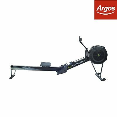 Concept2 Model D Indoor Rower with PM5 Monitor - Black :The Official Argos Store