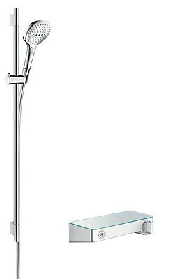 Hansgrohe Brausenkombi ShowerTablet Select 300/ Thermostat Brause AP, 27027