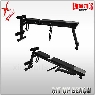 Energetics Home Gym - 7 Levels Adjustable Weight Bench  - Sit Up Bench