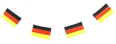 football world cup 2014 Germany Flags Wreath, 16 x 23 cm, 12 flags,5 metre