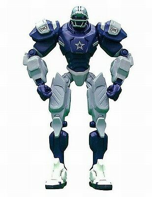 Dallas Cowboys Fox Sports Team Robot Robot 28 cm,NFL Football,MUST SEE