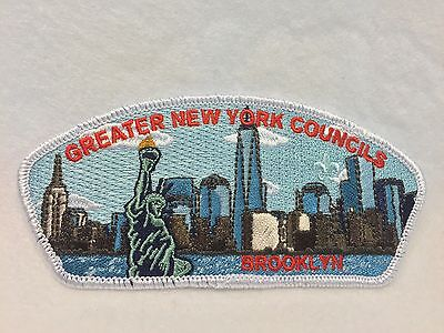 Boy Scouts - Greater New York Councils - Freedom Tower csp - BROOKLYN