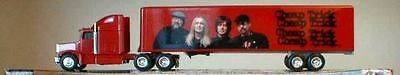 Cheap Trick Die Cast Truck And Bun E Carlos Autographed Signed Box #14