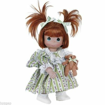 "Precious Moments Friends Forever Auburn 12"" Doll #4747"