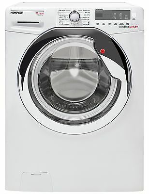 Hoover WDXCC5962 9KG 1500 Spin Washer Dryer - White -From the Argos Shop on ebay