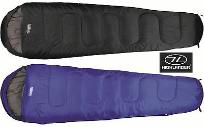 Classic Adult Camping Mummy Travel Caravan Festival Sleeping Bag 2-3 Season