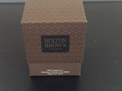 Molton Brown London Candle Collection Brand New