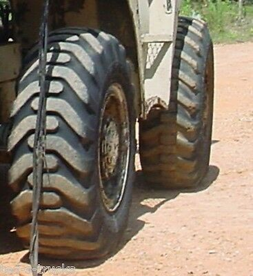 17.5-25 Goodyear Sure Grip Loader Tire, L-2/G-2 16 Ply