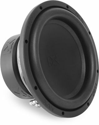 "NEW!! NVX 1000 Watt 10"" VS-SERIES V2 Dual 2 Ohm Car Subwoofer 