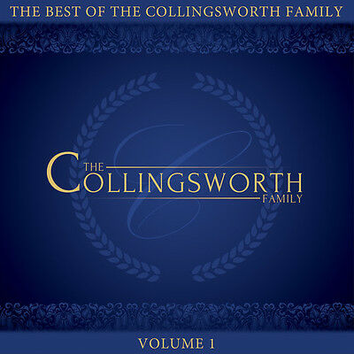 The Collingsworth Fa - The Best Of The Collingsworth Family, Vol. 1 [New CD]