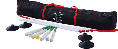 Sure Shot Baseball Sports School Competitive Level Playing Rounder Match Pack