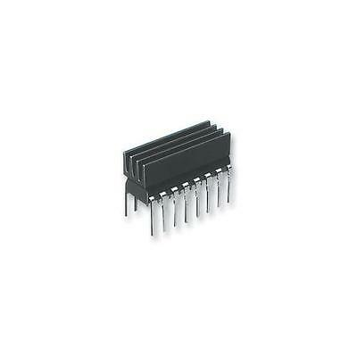 GA69528 ICK 14/16 L Fischer Elektronik Heat Sink, Dip, Glue-On, 46°C/W