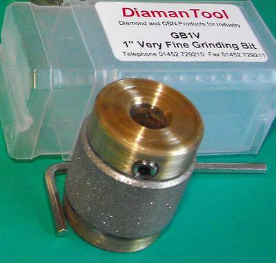 1 inch Grinding Bit Very Fine for stained glass etc