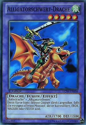 Legendary Collection 4 Joey´s World - Fusion Yellow Commons - German + Top Mint