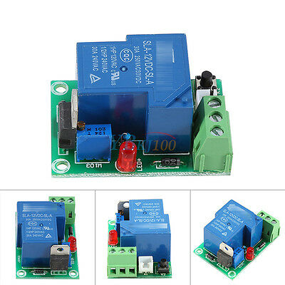 12V Battery Anti-over Discharge Protection Module Controller Relay Board Newest