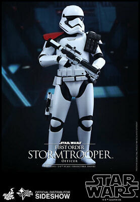 Star Wars Episode VII Großfigur: First Order Stormtrooper Officer Sixth Scale Fi