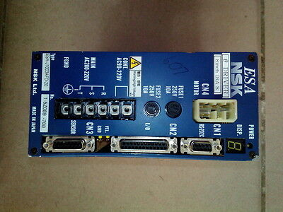 NSK servo driver ESA-J1003AFD-20 and good
