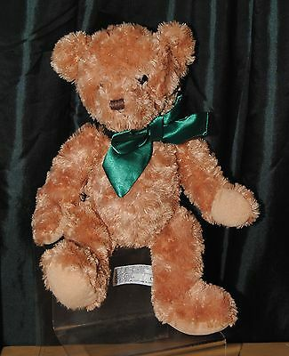Russ Berrie 17 Inch Brown Cubby Teddy Bear Soft / Plush Toy
