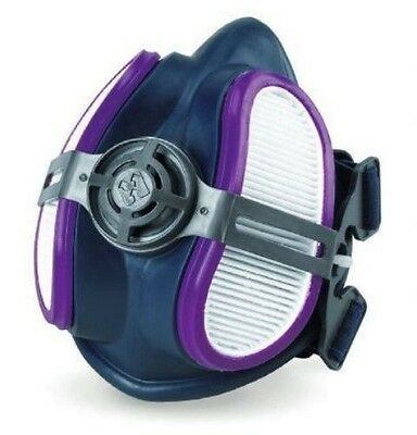 MILLER Half Mask Respirator - Low Profile - LPR-100 - ML00894 / ML00895