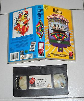 Vhs THE BEATLES Magical Mystery Tour – The Video Collection 1989