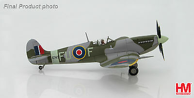 Hobby Master HA8312 - RAF Spitfire MkIX, 1943 1:48 Scale Die Cast Model T48 Post