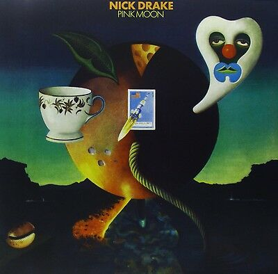 Nick Drake - Pink Moon: Authentic Reproduction Of 1972 1St Pressing Vinyl Lp