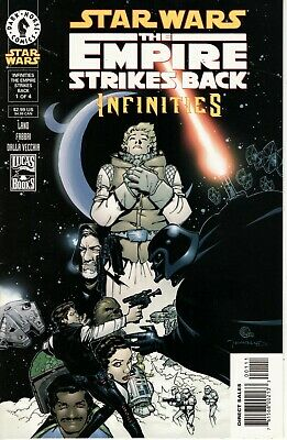Star Wars Infinities The Empire Strikes Back 1