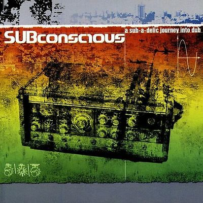 ♫ Subconscious - A Sub A Delic Journey Into Dub - 14 Titres - Cd Comme Neuf ♫