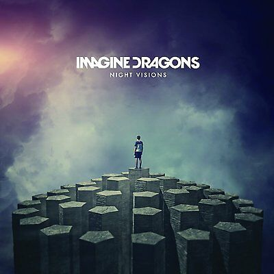 IMAGINE DRAGONS - NIGHT VISIONS CD (13 TRACK INTERNATIONAL VERSION) (APRIL 1st)