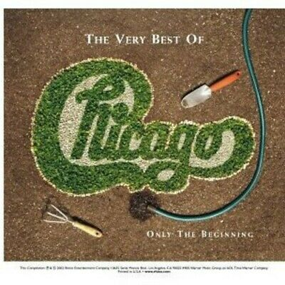 Chicago - Very Best of: Only the Beginning [New CD]