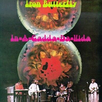 Iron Butterfly - In-A-Gadda-Da-Vida [New CD]