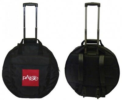 """Paiste 22"""" Professional Cymbal Bag With Wheels PROLLBAG22"""