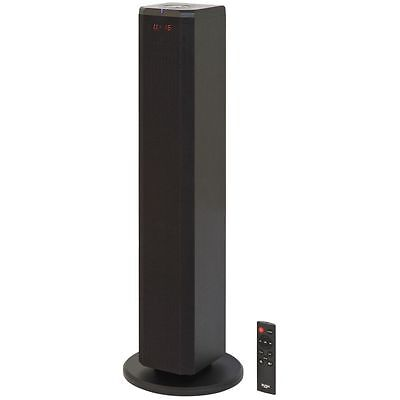Bush Bluetooth Wireless Tower Speaker - Black - Free 90 Day Guarantee
