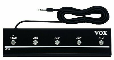 Vox VFS5 Foot Controller for Valvetronix VT Series Amps