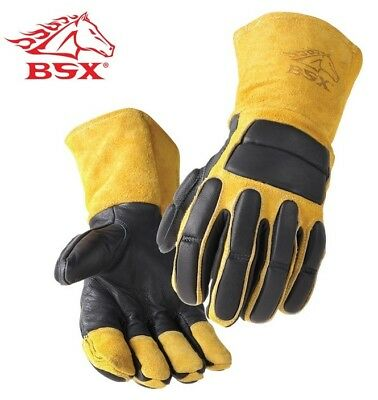 Revco Black Stallion BSX Impact-Resistant Stick Welding Gloves - GS1715