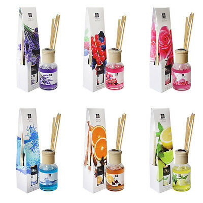 Reed Diffusers Air Freshener Sets Natural Oils Scented Fragranced Room Home Gift