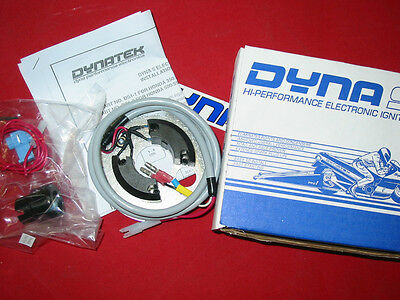 Dyna S Electronic Ignition Trigger CB500 CB550 CB750 Dynatek DS1-2