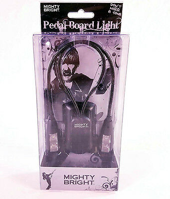 Mighty Bright 52010 Pedal Board Light - Black BRAND NEW QuinnTheEskimo