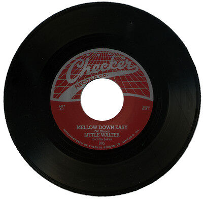"""LITTLE WALTER And His JUKES  """"MELLOW DOWN EASY""""    R&B    LISTEN!"""