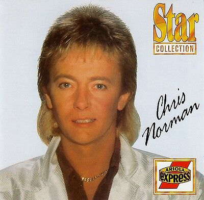 Chris Norman : Midnight Lady / Cd (Ariola Express 295 724) - Neuwertig
