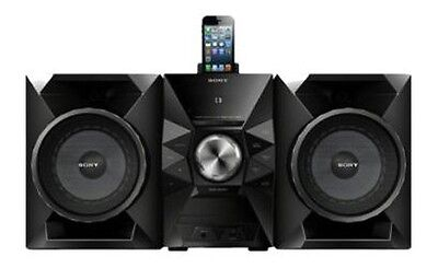 Sony MHC-CE619IP Home Audio-System mit iPhone Dock