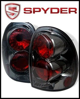 Spyder Dodge Caravan/Grand Caravan 96-00Euro Style Tail Lights Smoke