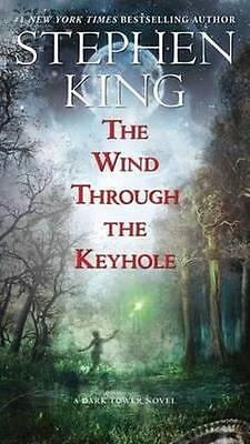 NEW The Wind Through the Keyhole By Stephen King Paperback Free Shipping