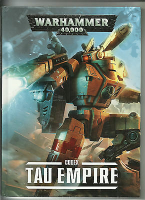 Warhammer 40K - Codex Tau Empire (2015)