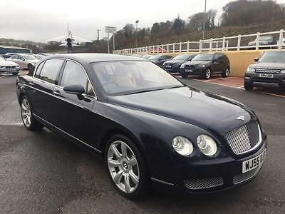 2005 55 Bentley Continental Flying Spur 6.0 W12 Saloon Auto 550Bhp