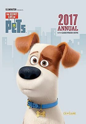 **New** - The Secret Life of Pets: Annual 2017  - ISBN10:1910916986