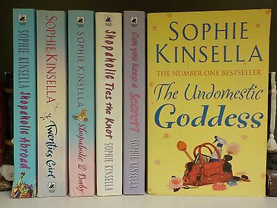 Sophie Kinsella - 6 Books Collection! (ID:39569-78)