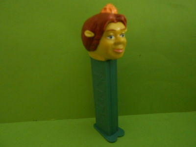Shrek Fiona Dream Works Figurine  Pez 12 Cm Us Patent 4.966.305 Hungary
