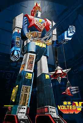 Voltes V Poster Style C 13x19