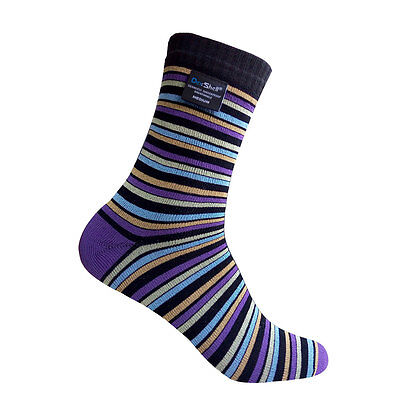 DexShell Ultra Flex Socks - Waterproof - DS653 - Stripe